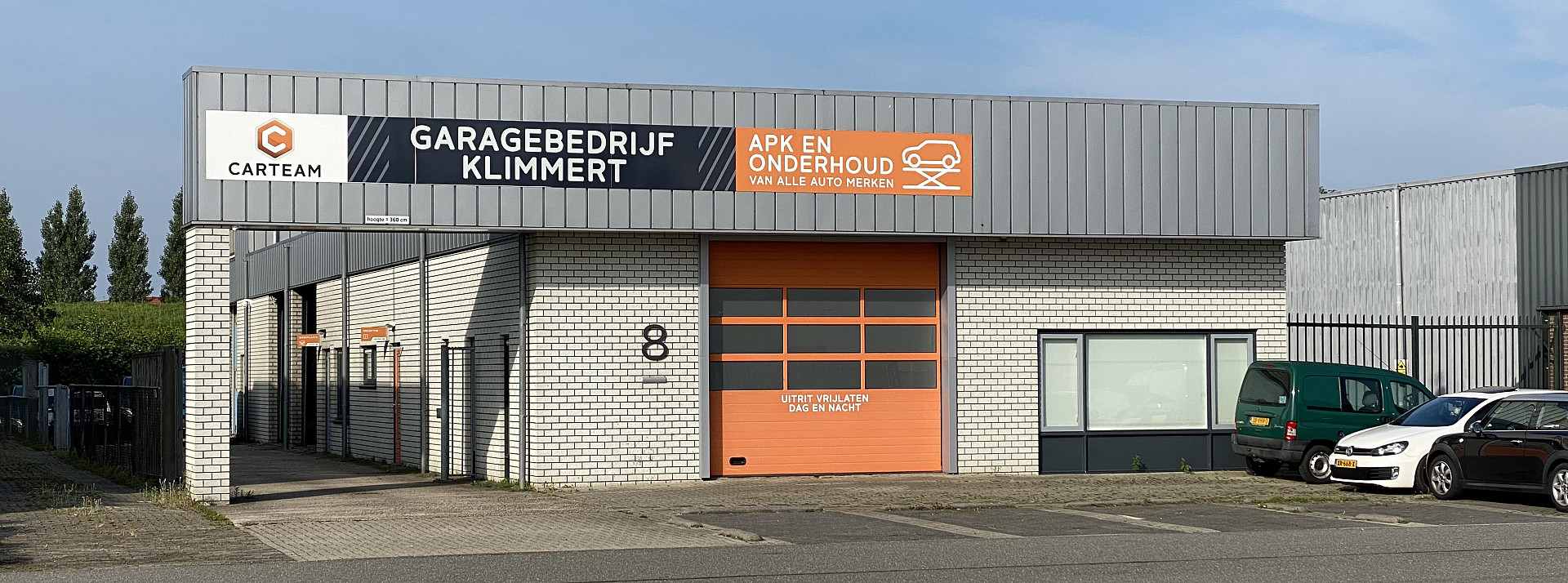 Carteam Garagebedrijf Klimmert